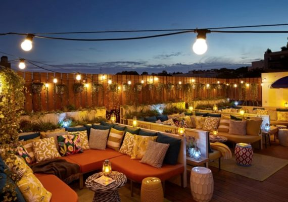 Top 3 des plus beaux bars rooftops à Paris