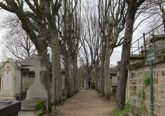 Que vaut un appartement avec vue sur cimetière ?